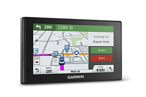 Garmin DriveSmart 60 6 Inch GPS Navigation System with sensible Notifications and life span North America Maps automobile GPS