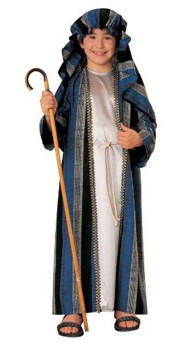 Shepherd Boy Child Christmas Costume Size 4-6 (Cute Cheap Toddler Costumes)