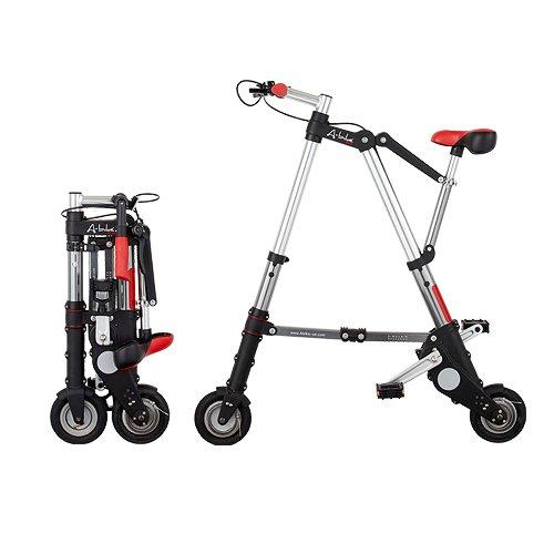 A-bike plus DZB-03 [ 折りたたみ式自転車 ] B003HAZIM0