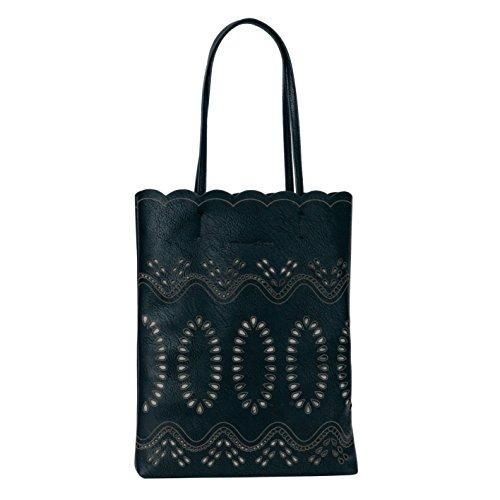 Bolso 300229 Mujer Negro Denim Schwarz Tailor Tom tp8qOwHp