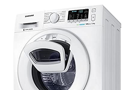 Samsung - Lavadora WW70K5210XW AddWash de 7 kg, clase A+++ ...