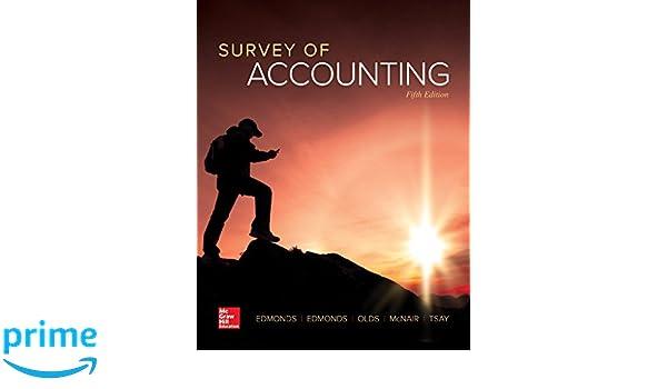 Amazon survey of accounting 9781259631122 thomas p edmonds amazon survey of accounting 9781259631122 thomas p edmonds christopher edmonds philip r olds frances m mcnair bor yi tsay books fandeluxe Gallery