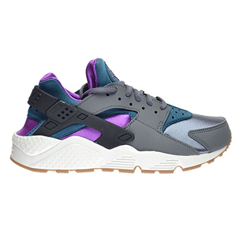 Nike Damen Wmns Air Huarache Run Turnschuhe dark grey, teal