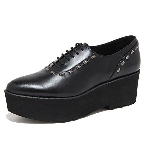 Donna Allacciata Shoes Nero Palomitas Woman 4155n Scarpe Scarpa wT5qXxn4I