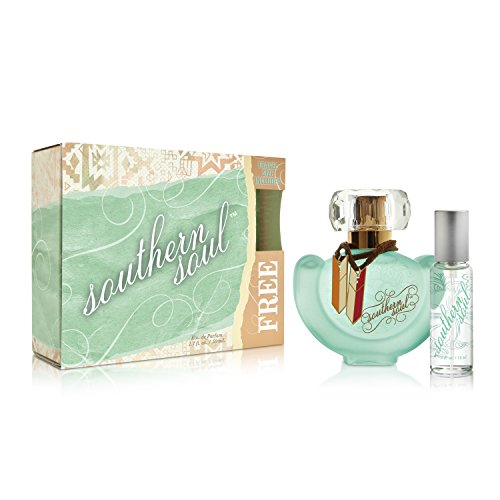 Southern Soul Perfume, 1.7 oz - Perfume plus Purse Spray, 0.