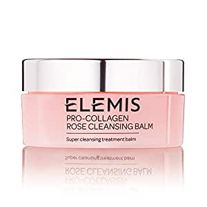 2934e7fc7c Amazon.com: ELEMIS Pro-Collagen Rose Cleansing Balm, Soothing ...