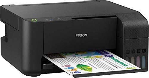 Epson EcoTank L3150 Wi-Fi All-in-One Ink Tank Printer Black