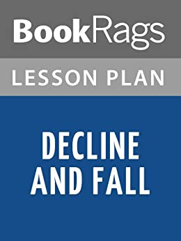 decline and fall evelyn waugh ebook lesson plan decline and fall by waugh 17187