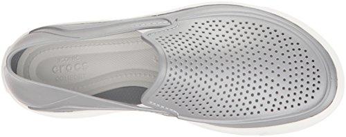 Slp Femmes Sneaker Citilane Métallique Argent Métallique Crocs Le De De Roka W qw4CdC