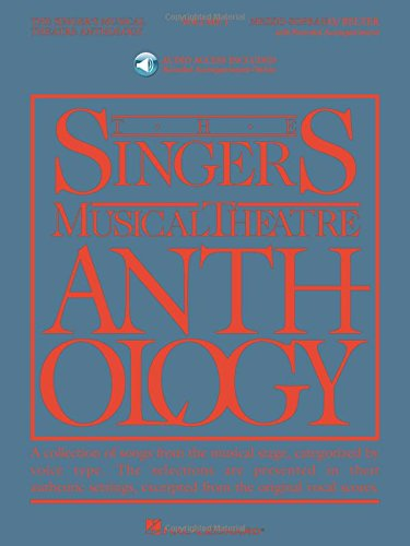 Singer's Musical Theatre Anthology - Volume 1: Mezzo-Soprano Book/Online Audio by Hal Leonard