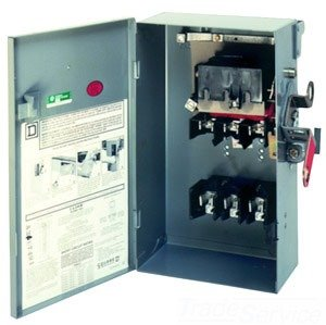 SCHNEIDER ELECTRIC Busway Fs Plug-in 30-Amp PQ4603G Panelboard Cover/Trim Iline 4Pc with Door by Schneider Electric