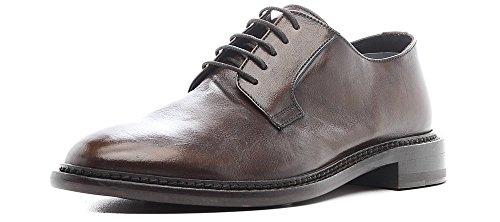 Geox Herren Schuhe dunkelbraun/dark brown Guildford JGM-174