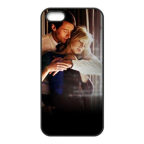 Deception 4 coque iPhone 5 5S cellulaire cas coque de téléphone cas téléphone cellulaire noir couvercle EOKXLLNCD23122