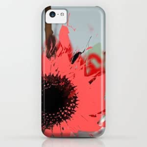 Society6 - A Pink Flower iPhone & iPod Case by DBranes