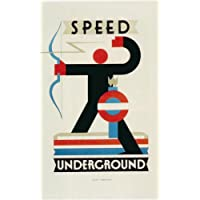 London Underground - Speed Underground 1930 - LU070 Satin Paper A4 Size