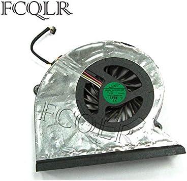 FCQLR Ordenador portátil CPU enfriamiento Ventilador compatibles ...