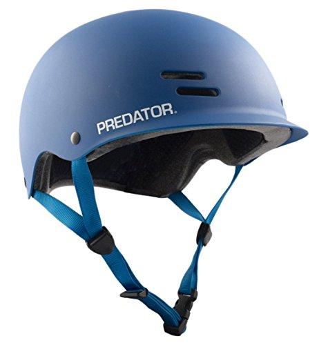 【海外 正規品】 Predator fr-7認定ヘルメット[複数カラー] forスケートボード、スクーター、BMX、ローラースケート Inline、Longboards B01AS9TBRU Skates Inline Skates B01AS9TBRU X-Large|マットブルー マットブルー X-Large, インスタイルジャパン:e3ed4a46 --- a0267596.xsph.ru