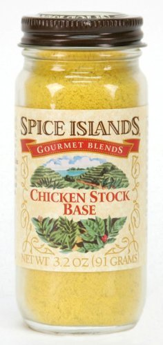 Spice Islands Chicken Stock Base, 3.2 Ounce by Island Spice