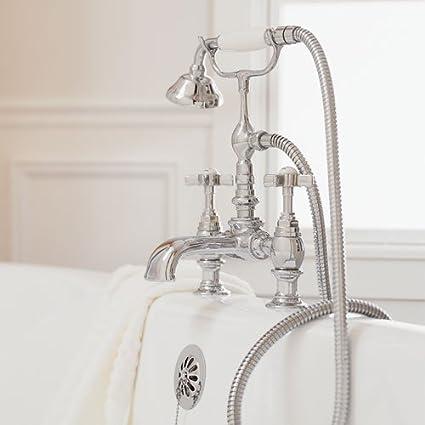 Porcher Reprise Tub Filler Faucet 5535 901 - Tub And Shower Faucets ...