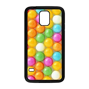YCHZH Phone case Of Candies Cover Case For Samsung Galaxy S5 i9600