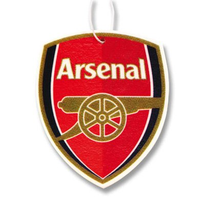 Arsenal Air Freshener  Amazon.co.uk  Kitchen   Home e0451f6f7