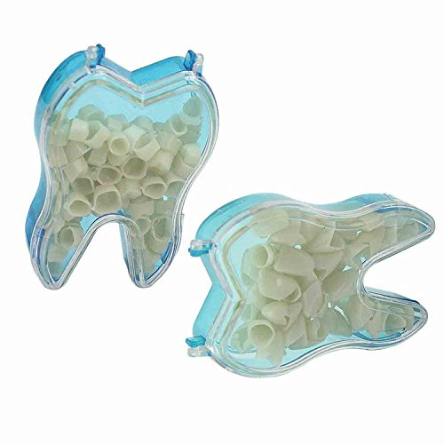 Zgood 1 BOX for Anterior Teeth 1 BOX For Molar Temporary Crown Material