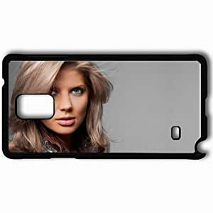 Personalized Samsung Note 4 Cell phone Case/Cover Skin Anastasia Zadorozhnaya Singer Blonde Black