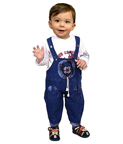 d75867acc0e2 Manraj collection Baby Boy s and Girl s Cotton Full Sleeves Denim ...