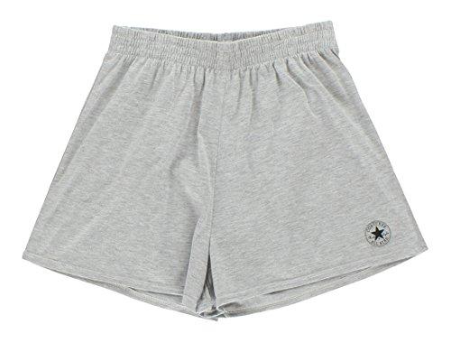 Converse Womens Classic Active Shorts Grey
