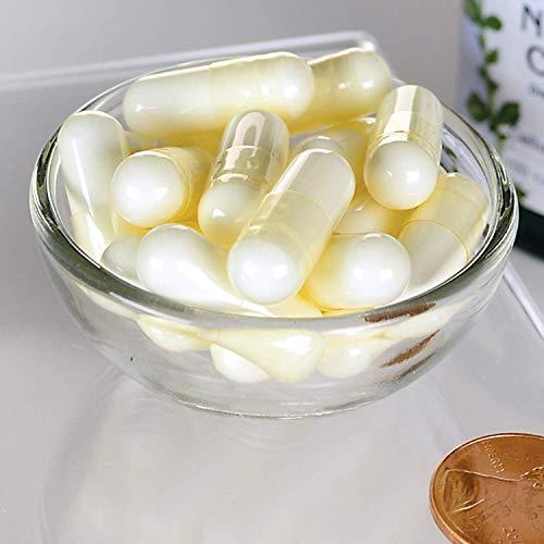 41z%2BZIrUxnL - Swanson NAC N-Acetyl Cysteine Antioxidant Anti-Aging Liver Support & Amino Acids Supplement 600 mg 100 Capsules (3 Pack)