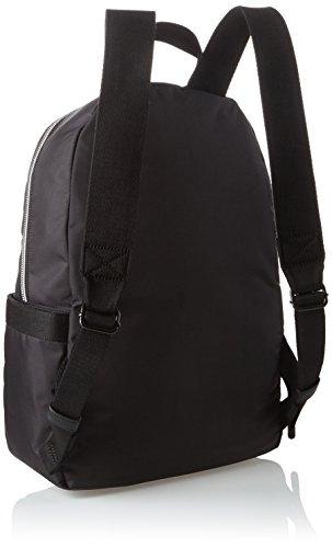 Calvin Klein Jeans Re-Issue # Backpack 1 Nylon, Portés Dos Femme, Noir (Black), 9 EU