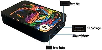 Amazon.com: [más pequeño mundo 10000 mAh Cargador portátil ...