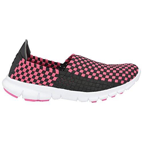 Gola Zapatillas Deportivas Modelo Active Panas Para Mujer Gris/blanco