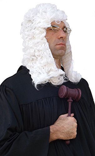 Judge Costume (Judge Robes Costume)