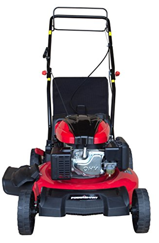 Powersmart Db8620 Self Propelled Gas Lawn Mower Review