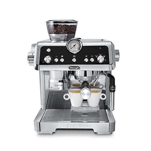 De'Longhi La Specialista Espresso Machine with Sensor Grinder, Dual Heating System, Advanced Latte System & Hot Water… 1