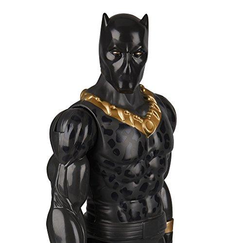 Marvel Black Panther Titan Hero Series 12-inch Erik Killmonger