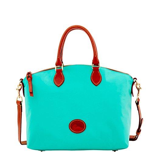 dooney-bourke-nylon-satchel