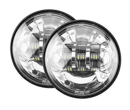 Cyron Lighting Harley Passing Lamp Hd Int 4.5' Chr Abig4.5-A6kc New