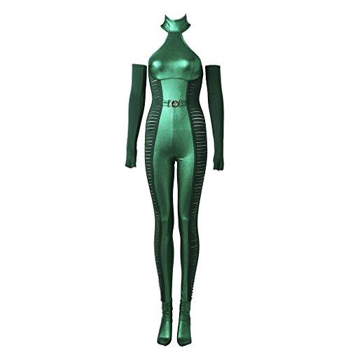 CosplayDiy Women's Suit for X-Men Wolverine II Viper Cosplay Costume - Men Viper X