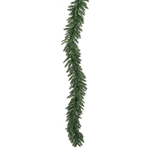 Vickerman 50' x 14'' Unlit Imperial Pine Garland by Vickerman