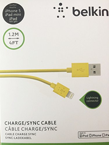 Lightning to USB ChargeSync Cable