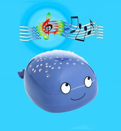 (Night Light Starlight Projection Light with Music - Beetlestar