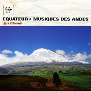 Equator: Andean Music (Shop Pr Patio The)