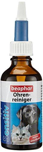 Beaphar 79215 Ohrenreiniger Pipettenglas, 50 ml