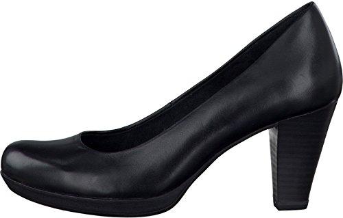 Marco Tozzi22 22444 24 002 - Zapatos de Tacón Mujer Negro - negro