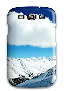 CaseyKBrown Galaxy S3 Well-designed Hard Case Cover Winter Snow Mountains Protector