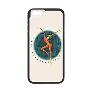 """ROBIN YAM DMB Dave Matthews Fire Dancer Flexible Slim Rubber TPU Cover Case for iPhone 6 4.7"""" -DRY01"""