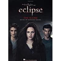 The Twilight Saga: Eclipse: Music from the Motion Picture Score (Piano Solo Songbook)