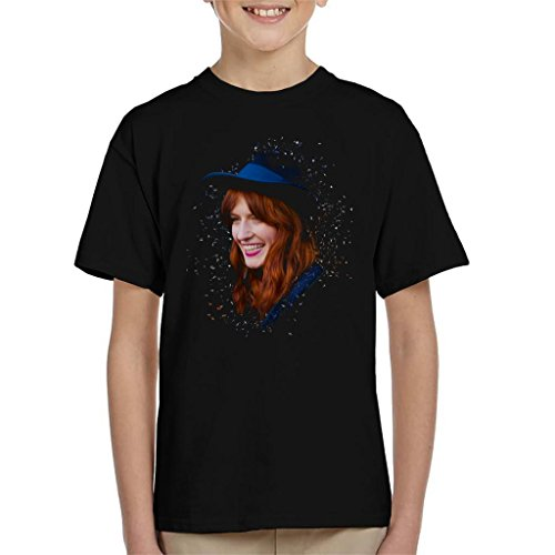 Pod66 Florence Welch Radio 1 Live Lounge Special 2011 Kid's T-Shirt (Best Radio 1 Live Lounge)